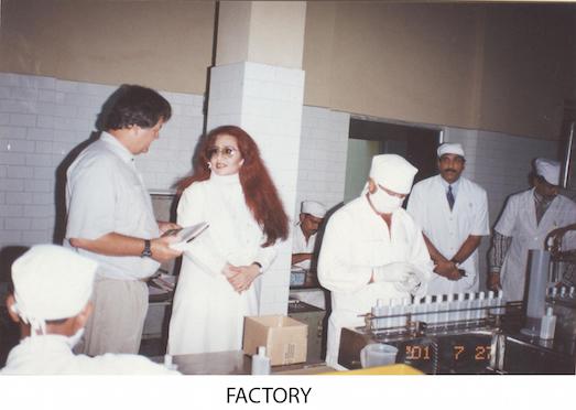 At Factory