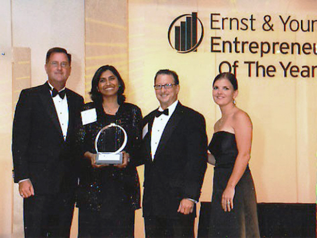 Ernst-Young-award