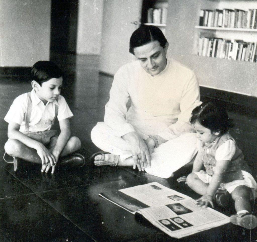 Kartikeya Vikram Sarabhai Mallika