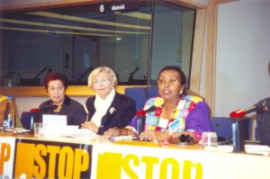 Fighting against Female Genital Mutilation in European Parli