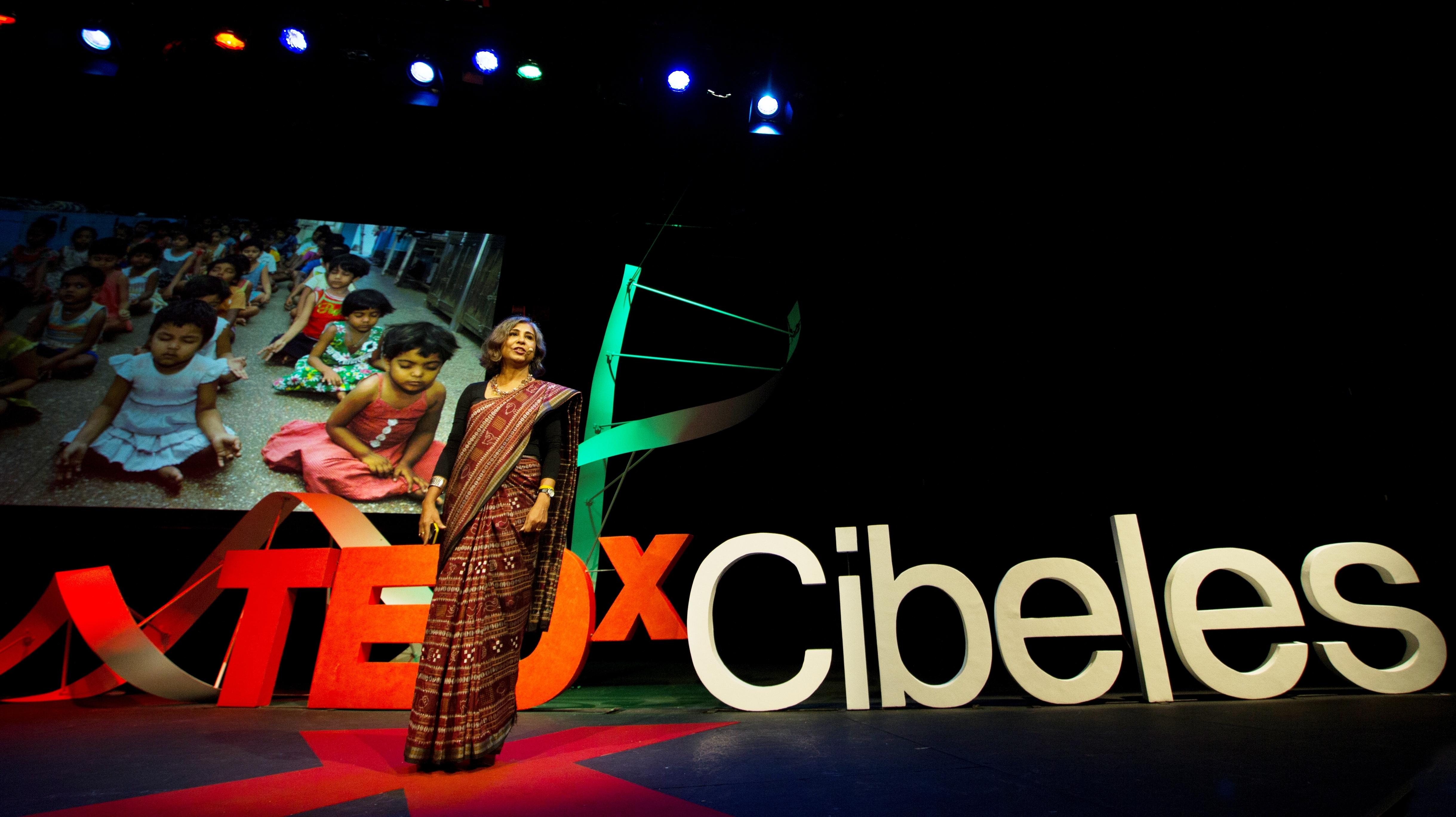 URMI BASU at TEDxCibeles 2015
