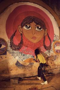 Fearless Collective Street Art Shivajinagar, Bangalore