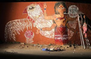 Fearless Collective Street Art Ahmedabad
