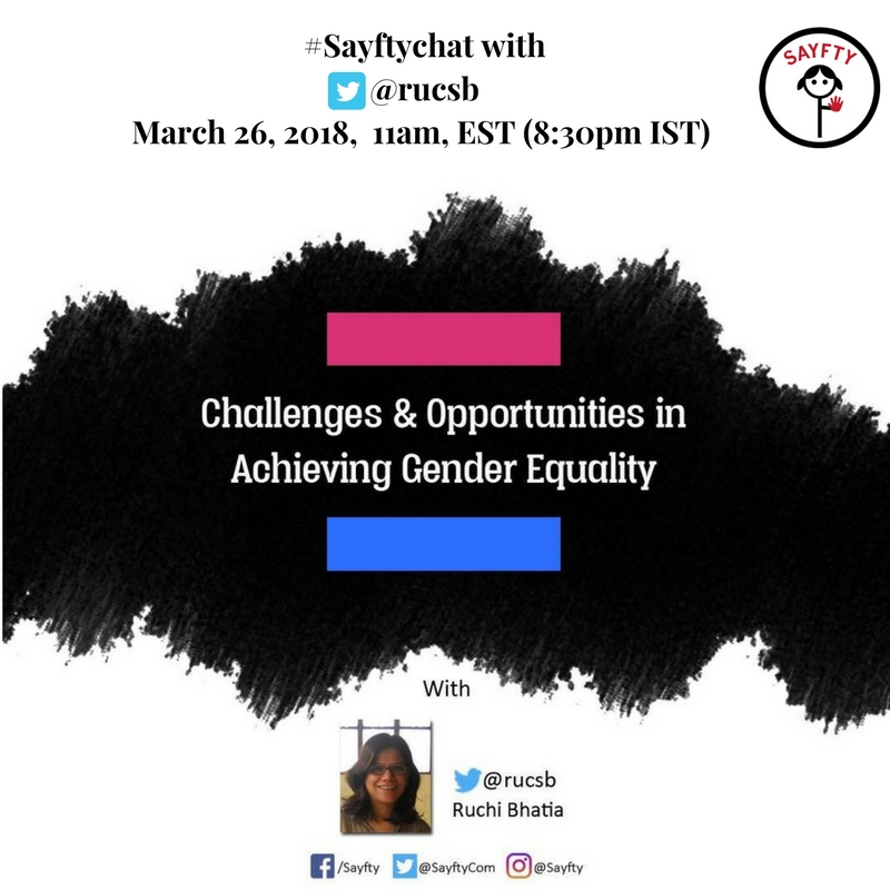 Challenges & Opportunities In Achieving Gender Equality