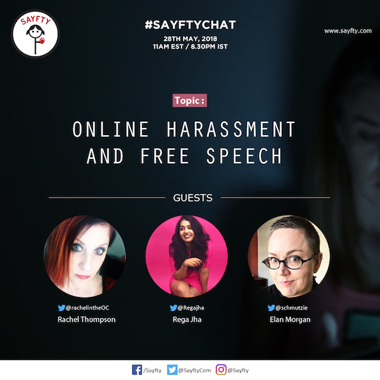 online harassment injustice and free speech