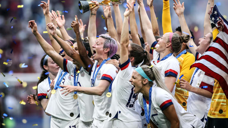 Women in Sports: Lessons from the Women's World Cup