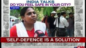 Is Self-Defense a solution? Source: ibnlive.in.com