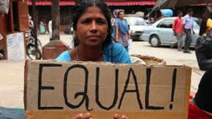 Are Women Treated as Equals in India? Source: The World Bank