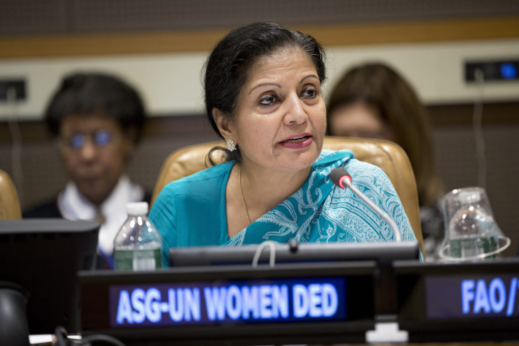 International Day for Rural Women 2014 Event at UNHQ - What Can We Do to Empower Rural Women in the Post-2015 Development Agenda