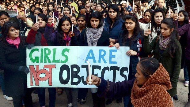 protest against rape - PTI