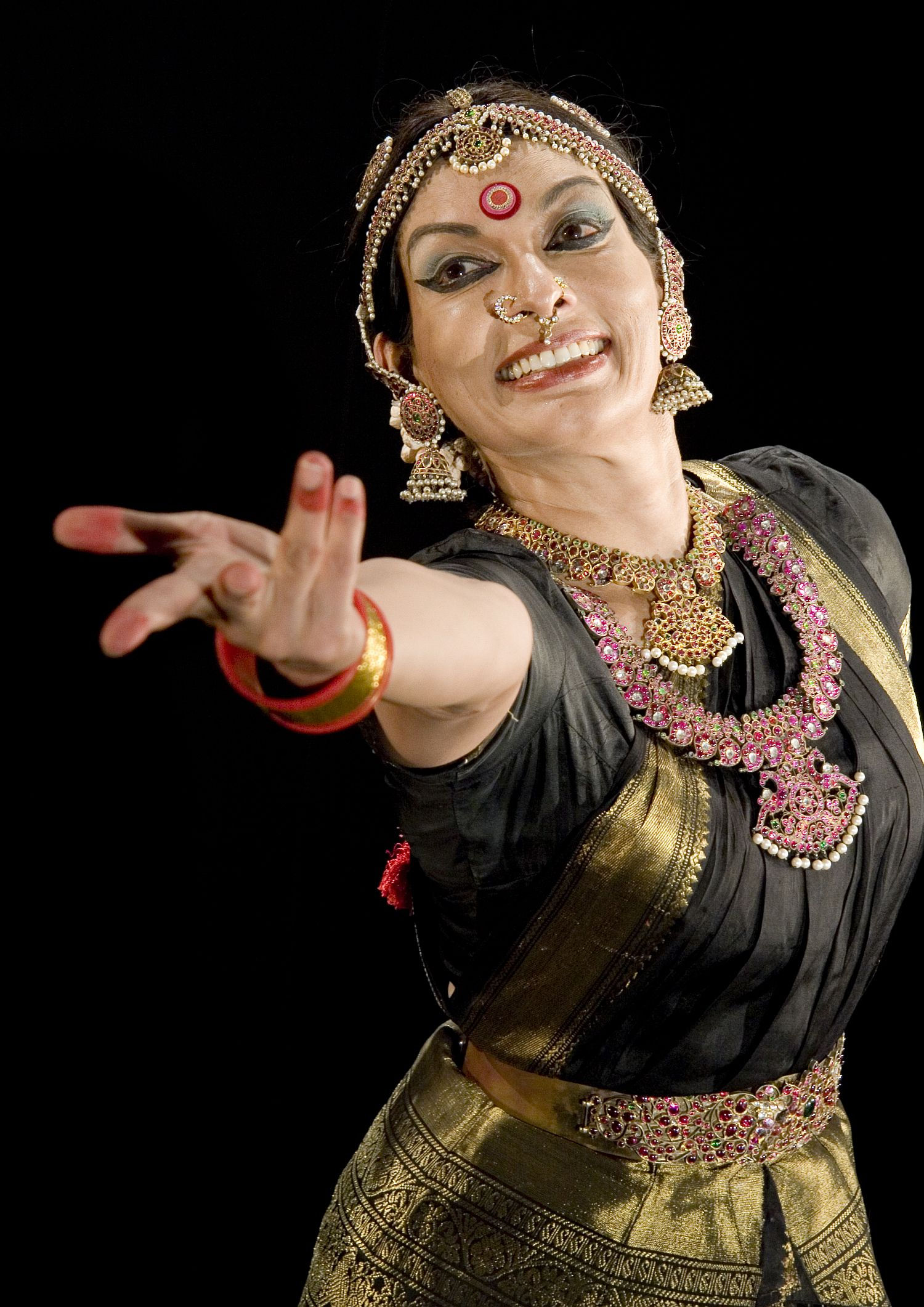 Mallika Classical Dance