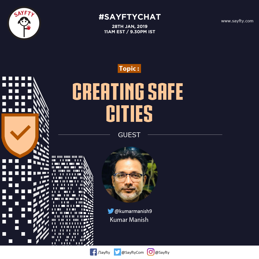 Creating Safe Cities