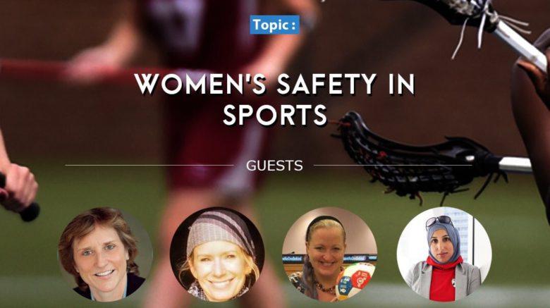 women safety in sports